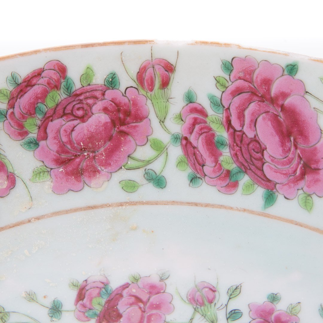 Two Chinese Export Famille Rose bowls - 6