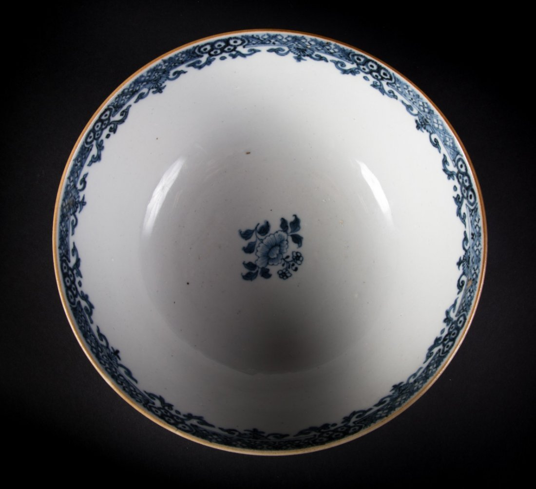 Chinese Export Famille Rose footed bowl - 2