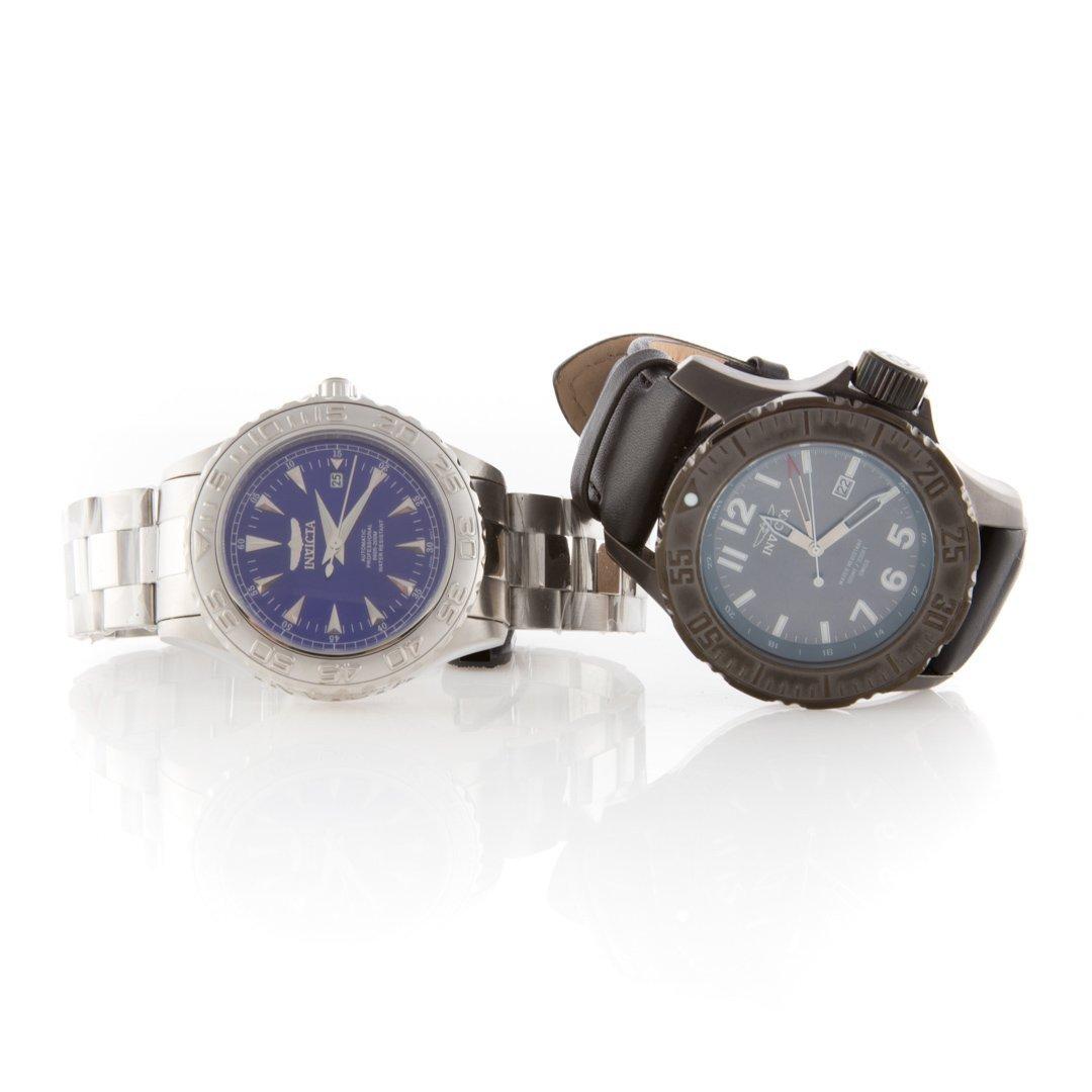 Two Gentlemen's Invicta Watches - 4