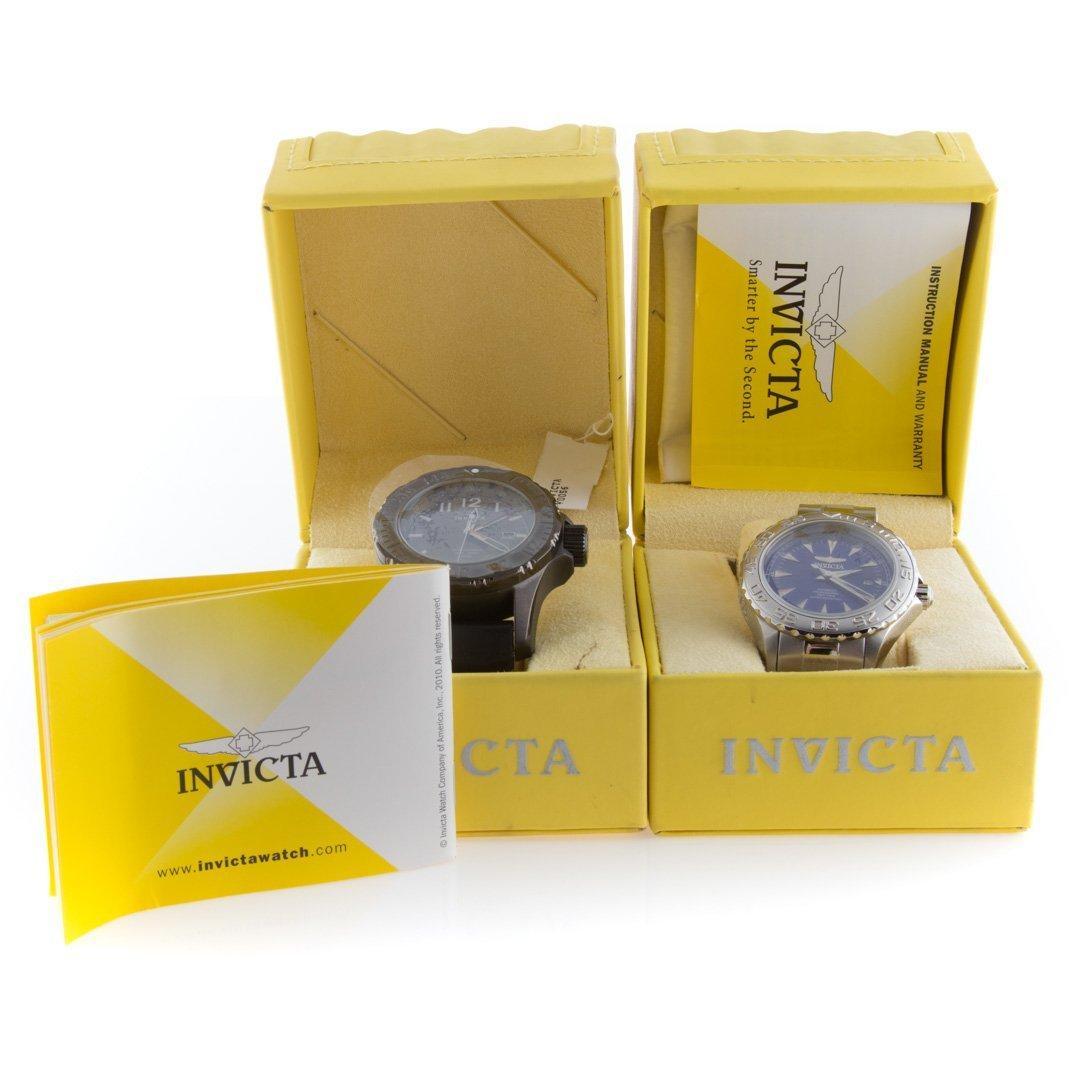 Two Gentlemen's Invicta Watches - 7