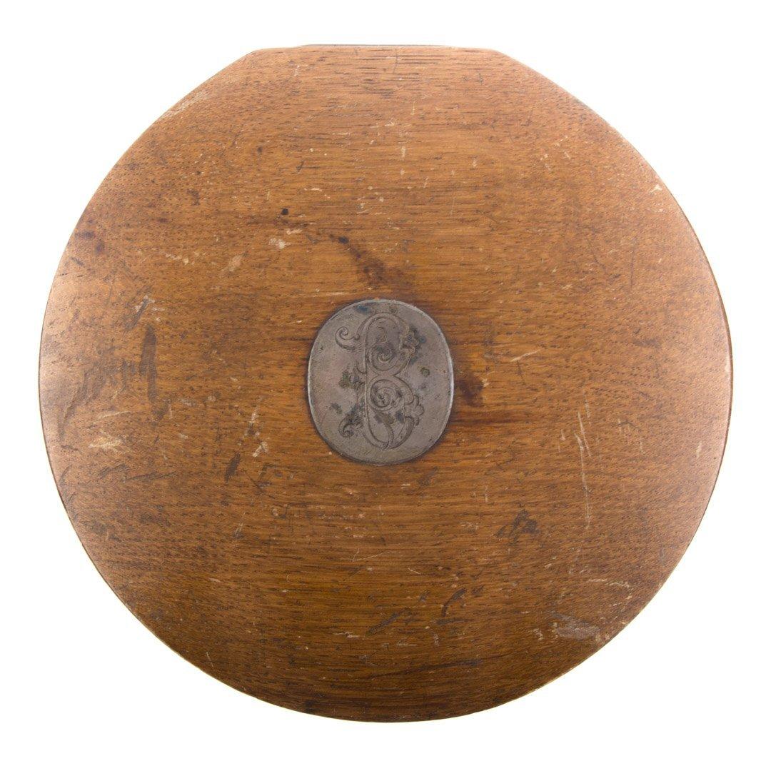 Continental silver individual salts w/original box - 4