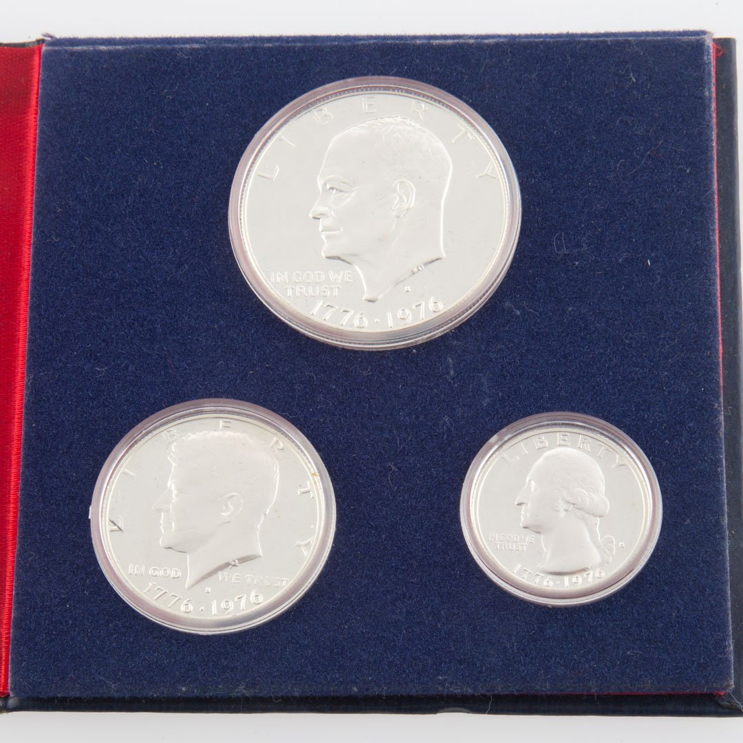 [US] Boxed Proof Coin Sets - 2