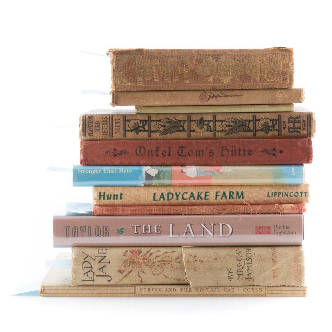 [Books] Black Americana, eleven titles