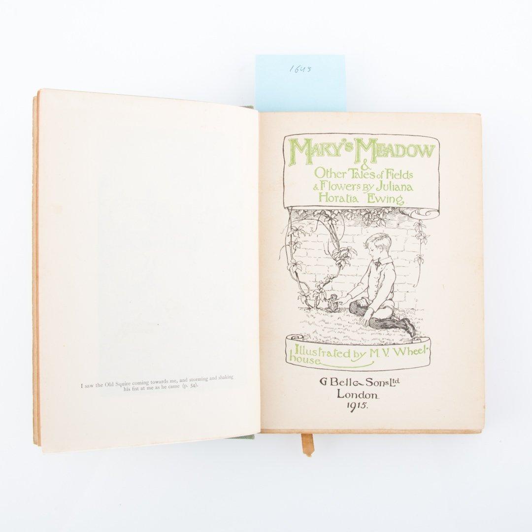 [Books] Gardens & fairies, seven titles - 6
