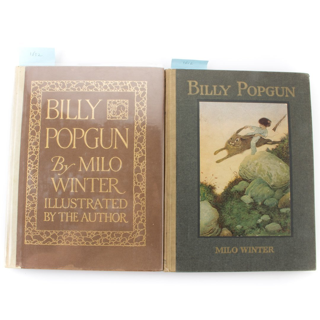 [Books] Milo Winter, Billy Popgun