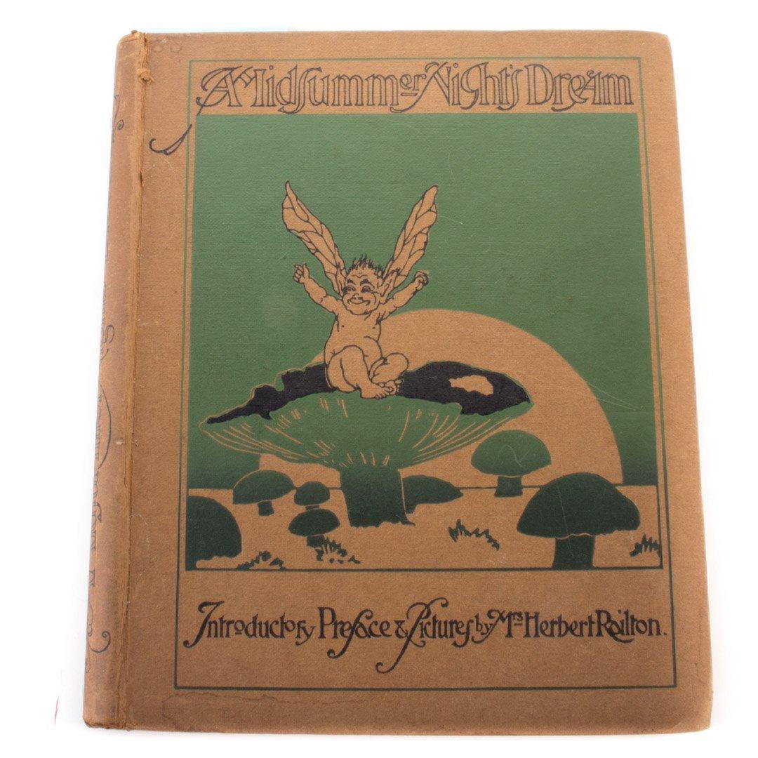 [Books] Four eds. Midsummer Night's Dream - 2