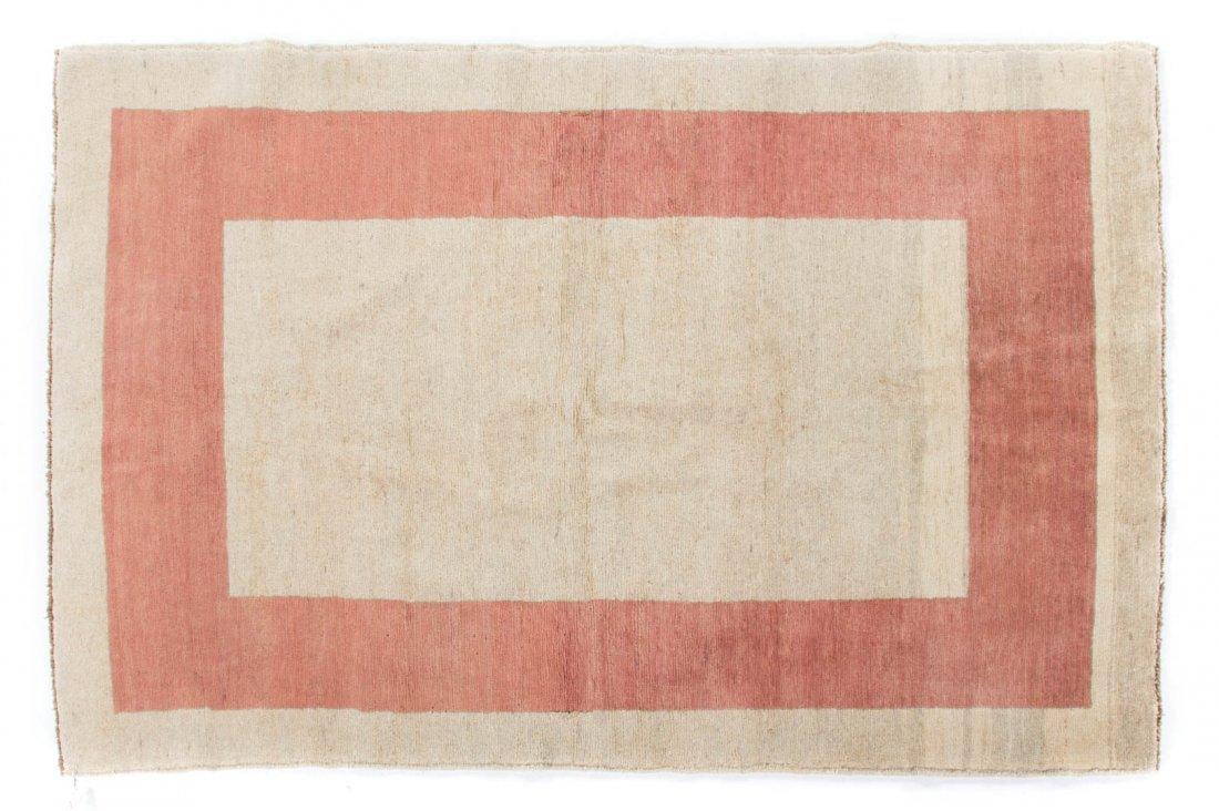 Pak tribal rug, approx. 3.9 x 5.7