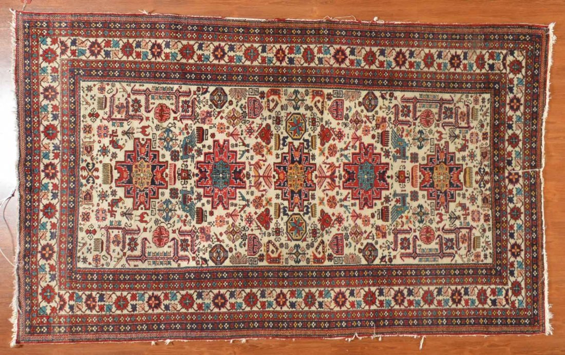 Persian Ardebil rug, approx. 5.5 x 8.8