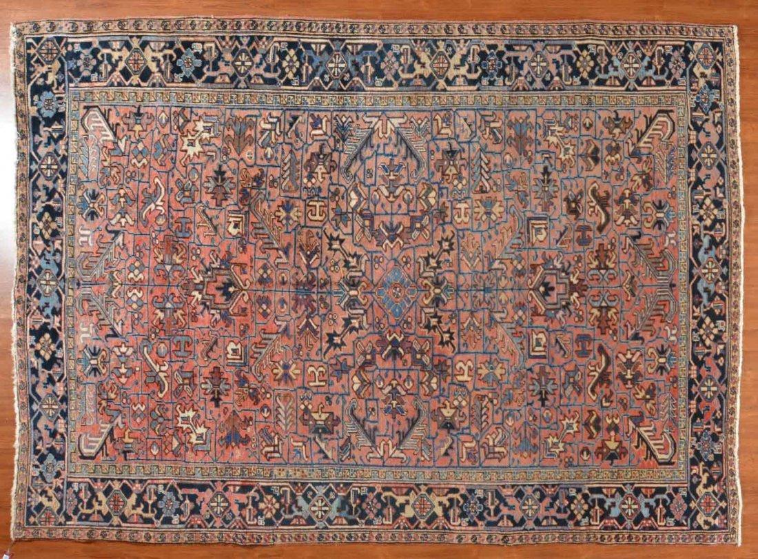 Persian Herez carpet, approx. 8.2 x 11.1