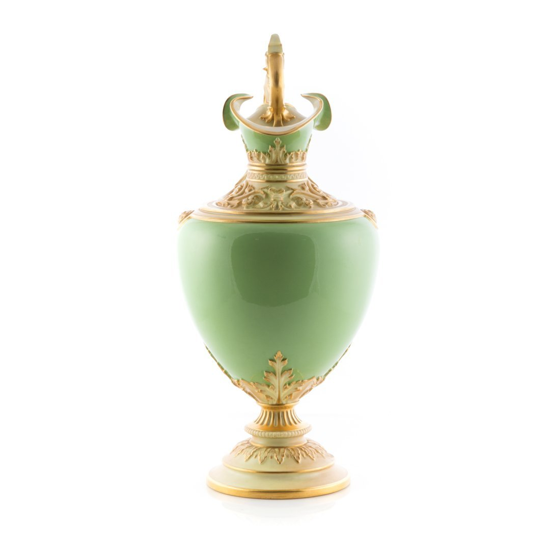 Royal Worcester Classical style ewer - 2