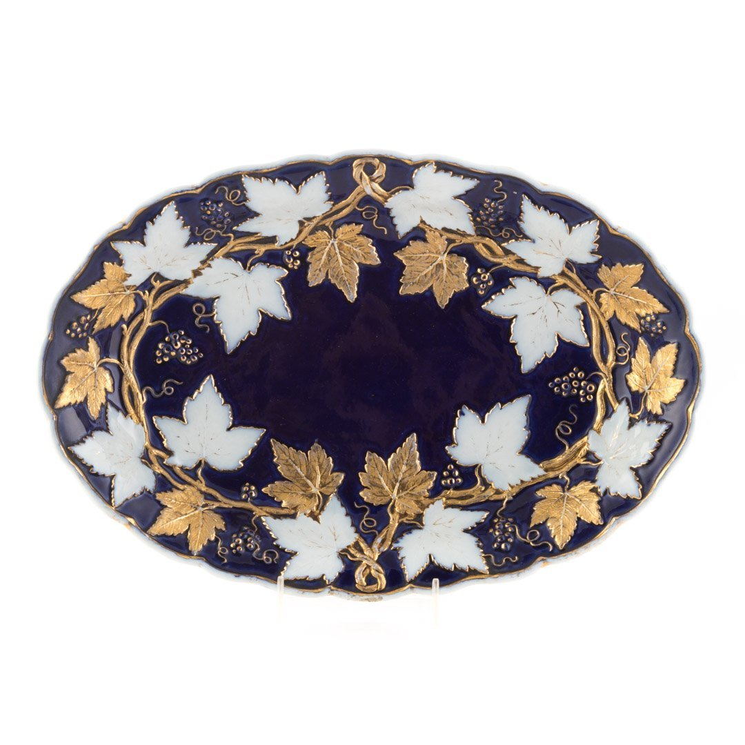 14 Meissen porcelain table articles - 4