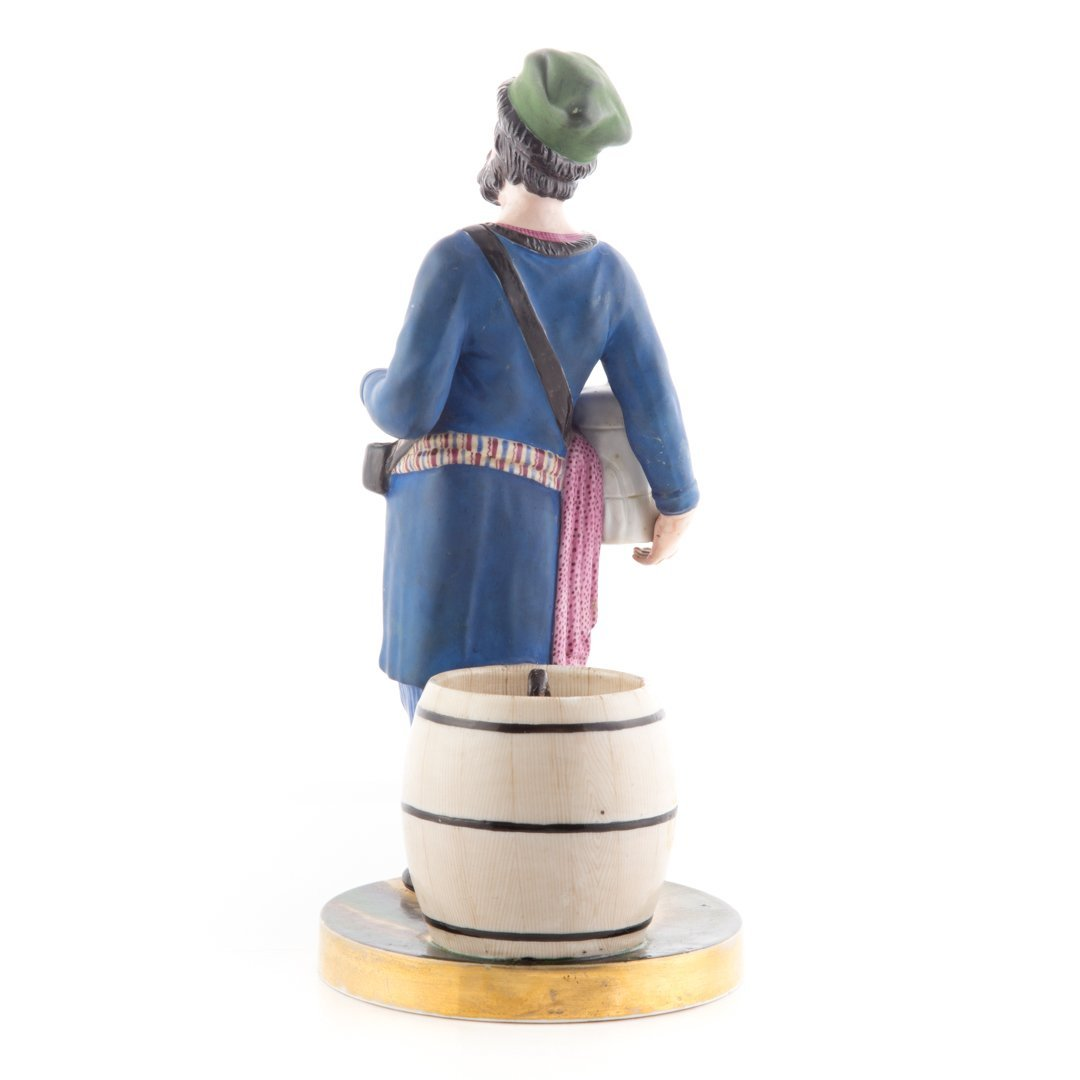 Imperial Russian porcelain figure - 2