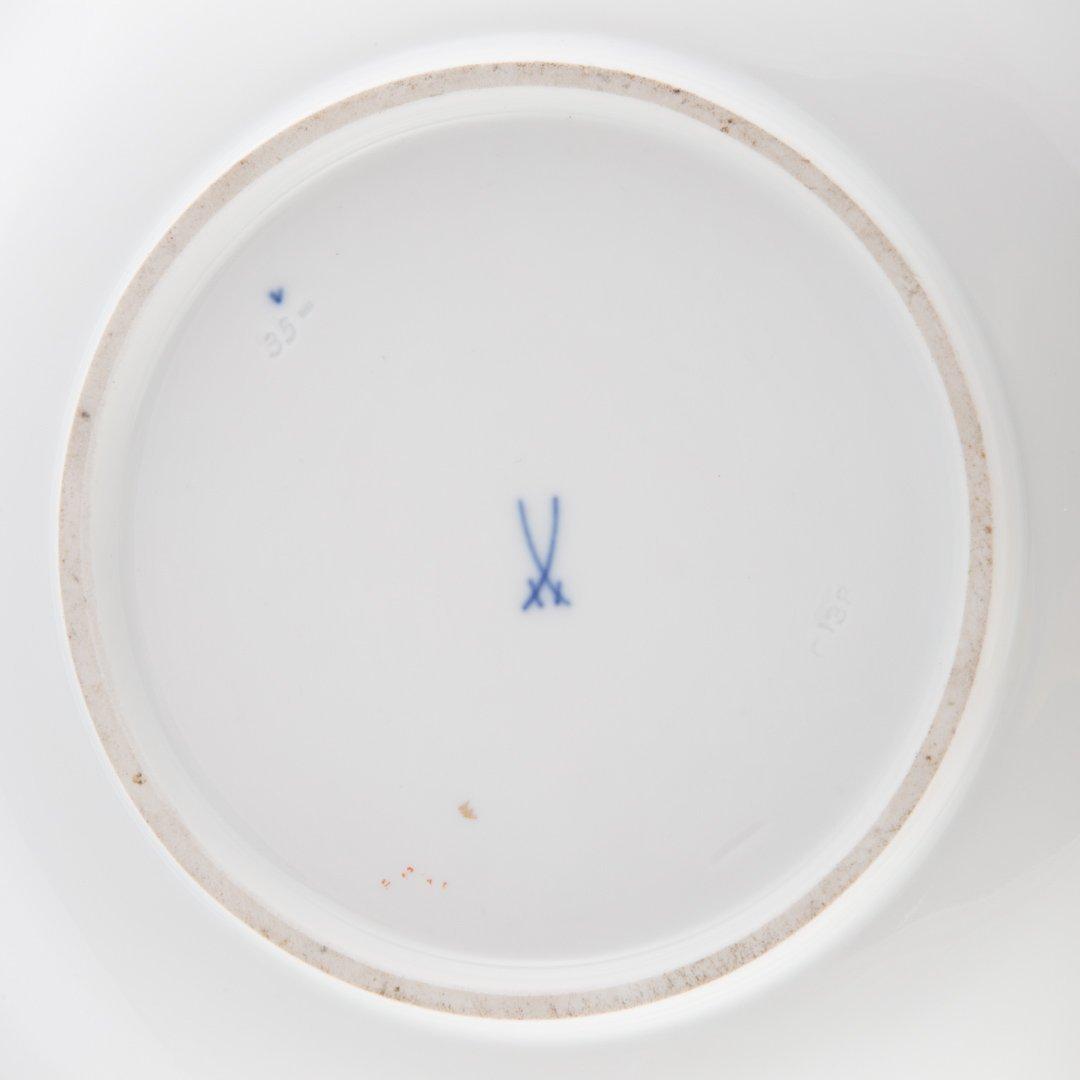 Two Meissen porcelain bowls - 4