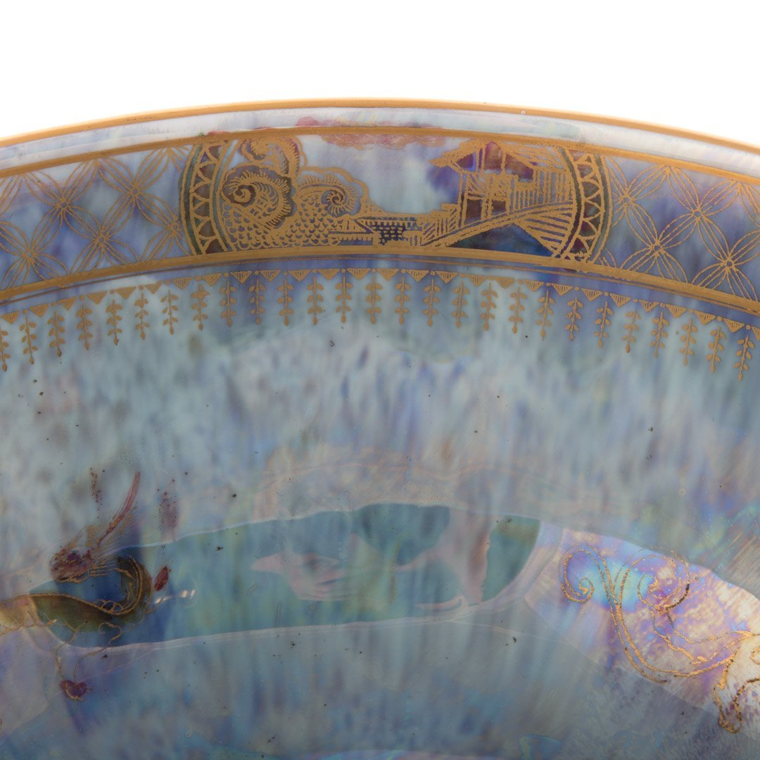 Wedgwood dragon lustre bowl - 7