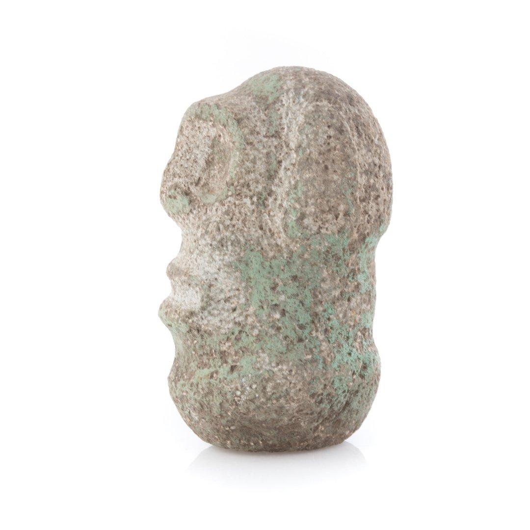 Pre-Columbian Taino stone carving, Hispaniola - 2