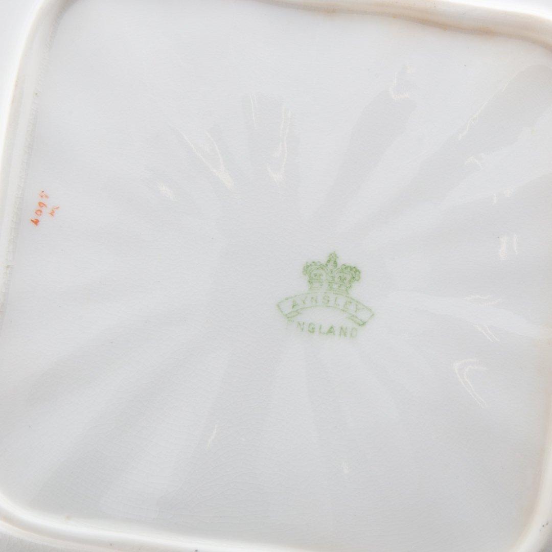 16-piece Aynsley china dessert service - 4
