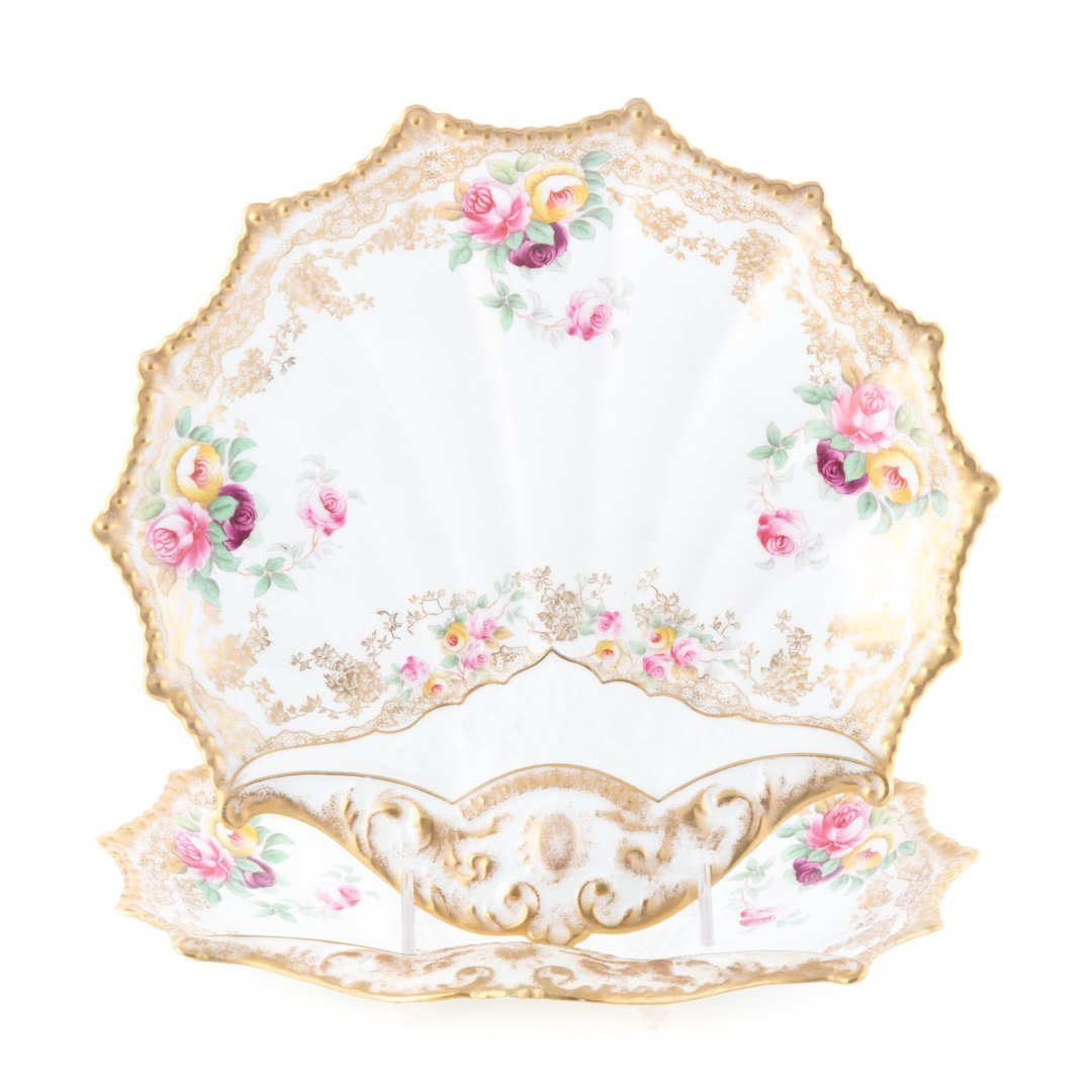 16-piece Aynsley china dessert service - 5