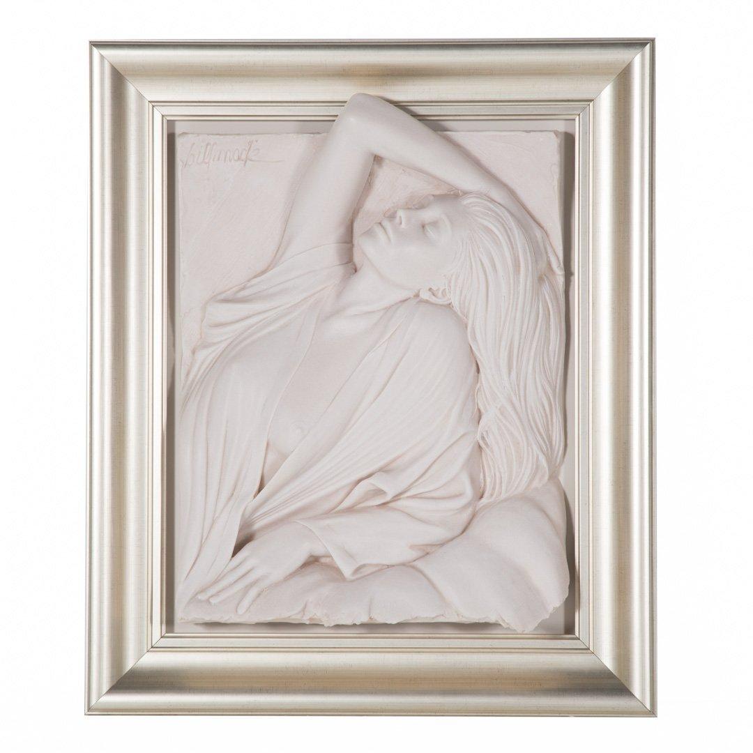 Bill Mack. Radiant, bonded sand relief sculpture