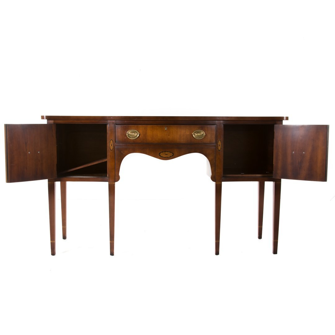 Statton Furniture Federal style cherry sideboard - 2