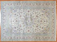 Persian Keshan carpet approx 96 x 13