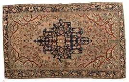 Antique Feraghan Sarouk rug, approx. 4.1 x 6.10