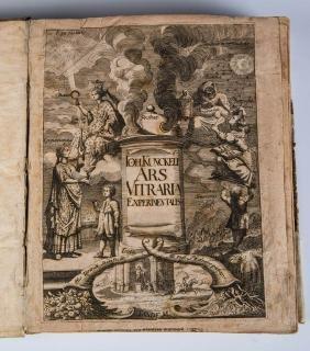 Johannes Kunckel: Ars Vitraria Experimentalis
