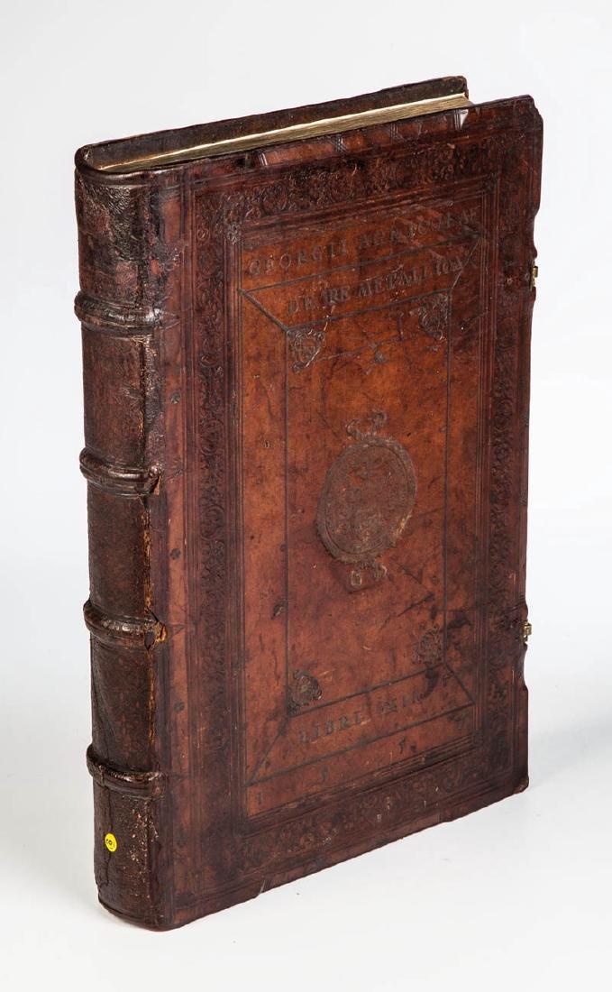 Georgius Agricola: De re metallica libri XII