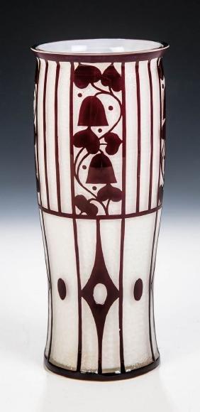 Bedeutende Vase