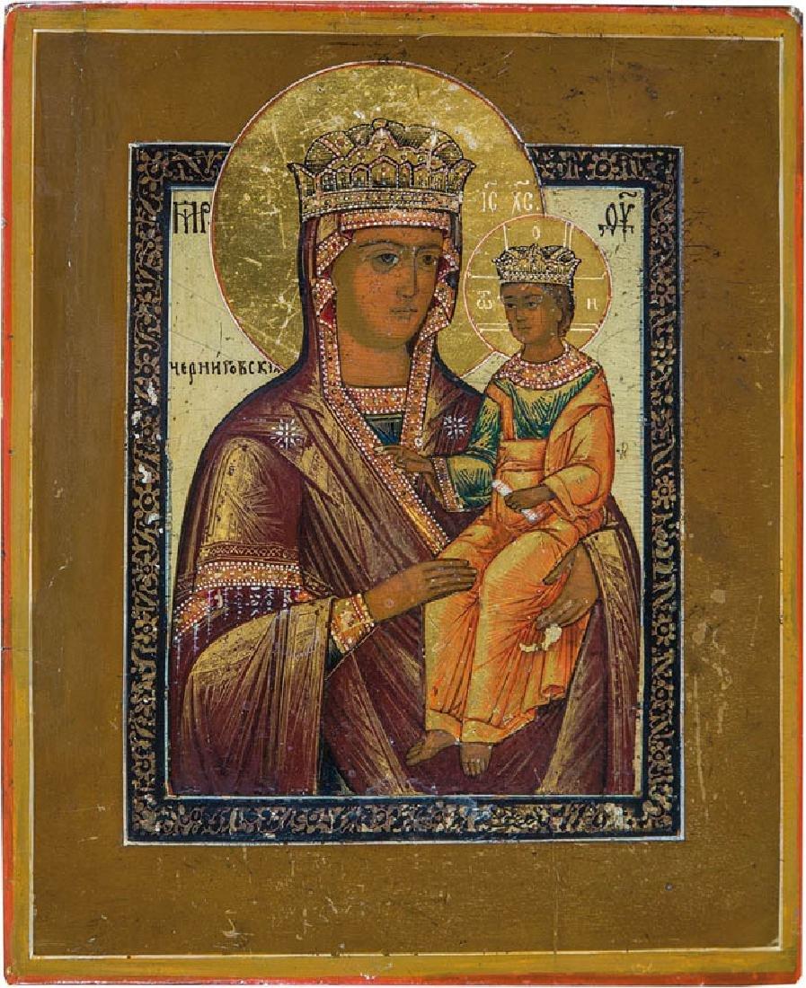 Gottesmutter von Tschernigow