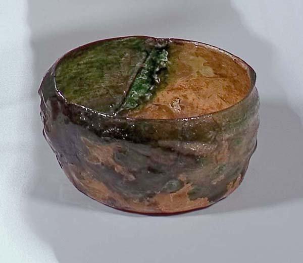 8: Maigelein 15. Jh  little glass bowl German