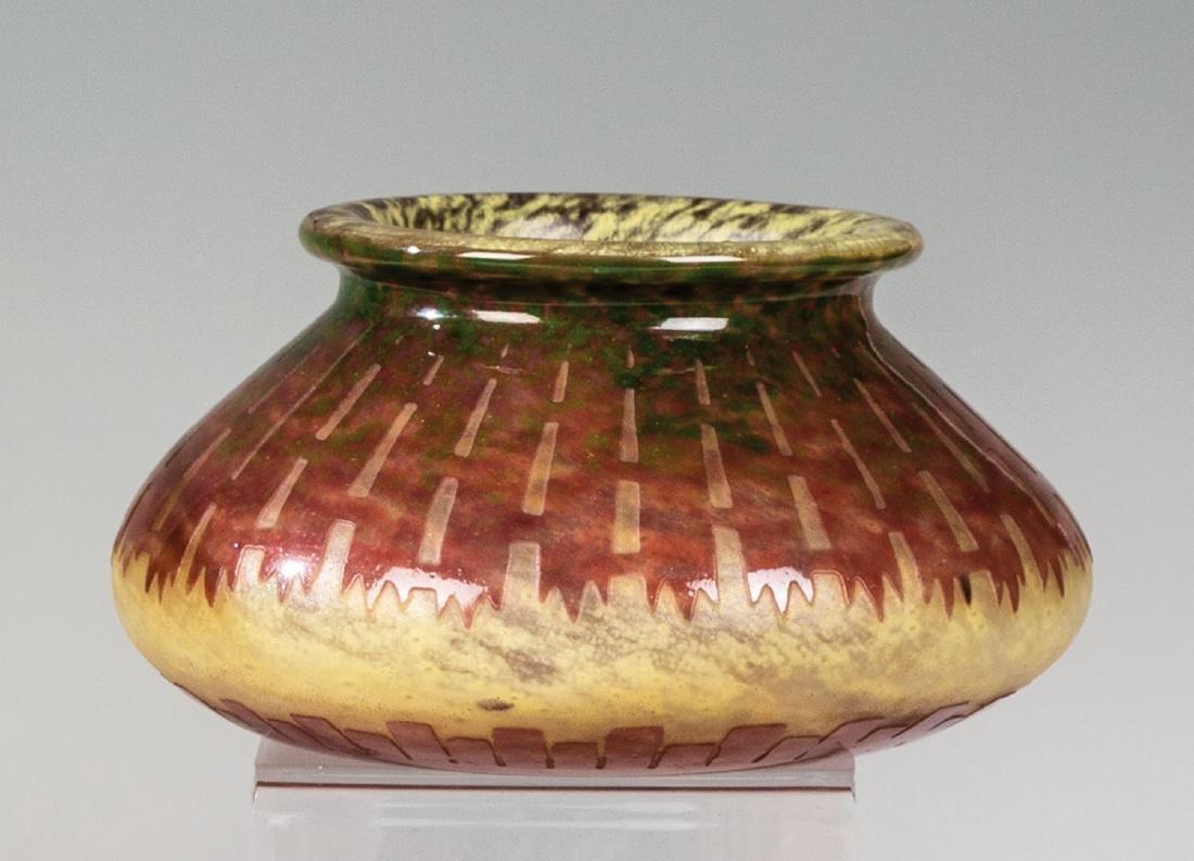 Vase ''Chicorées''