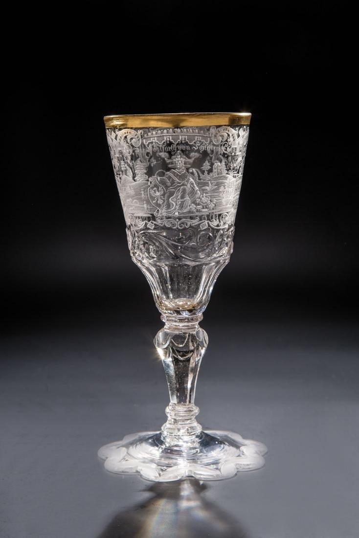 Pokal ''Die Wohlfahrth von Schlesien''
