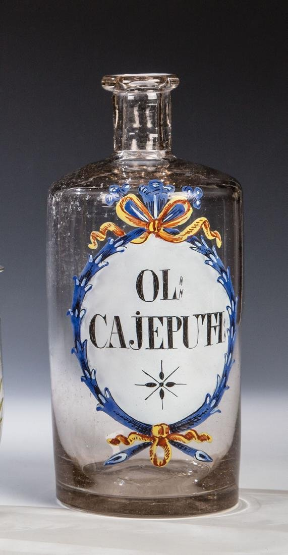 Flasche aus der Stadtapotheke Möckmühl