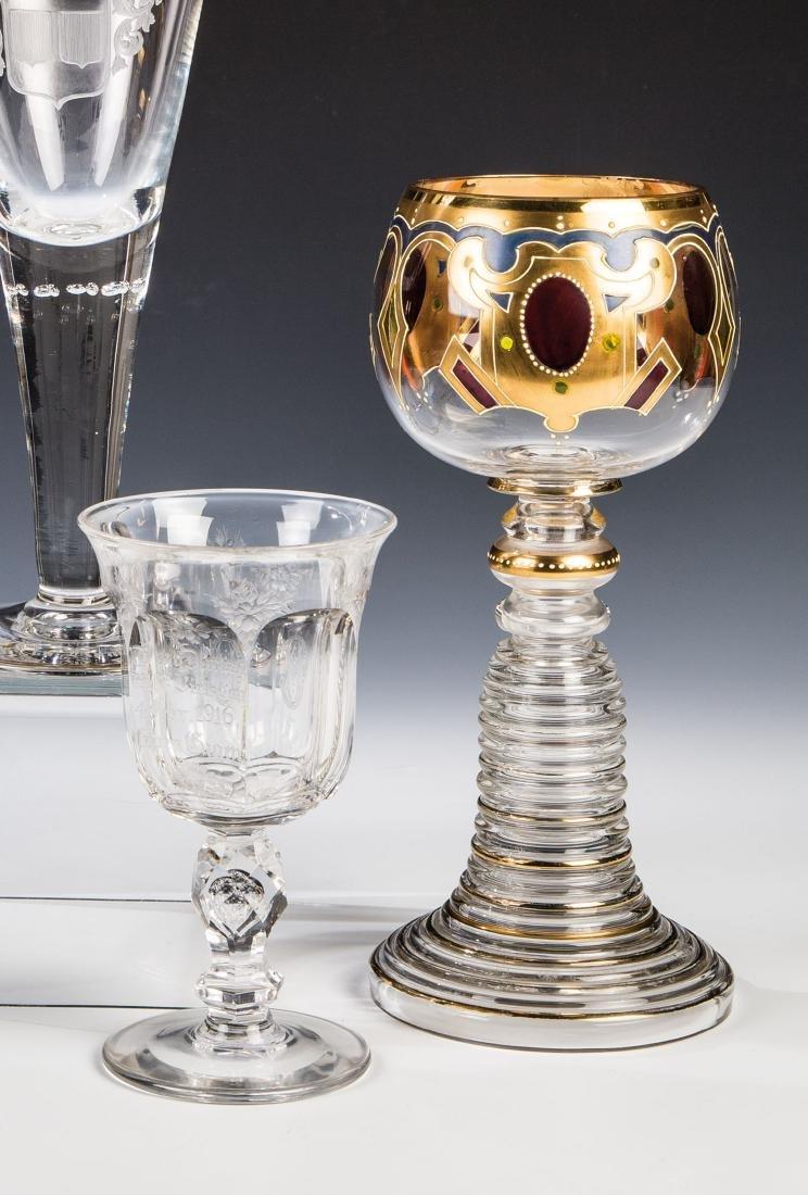 Großer Römer und Pokal