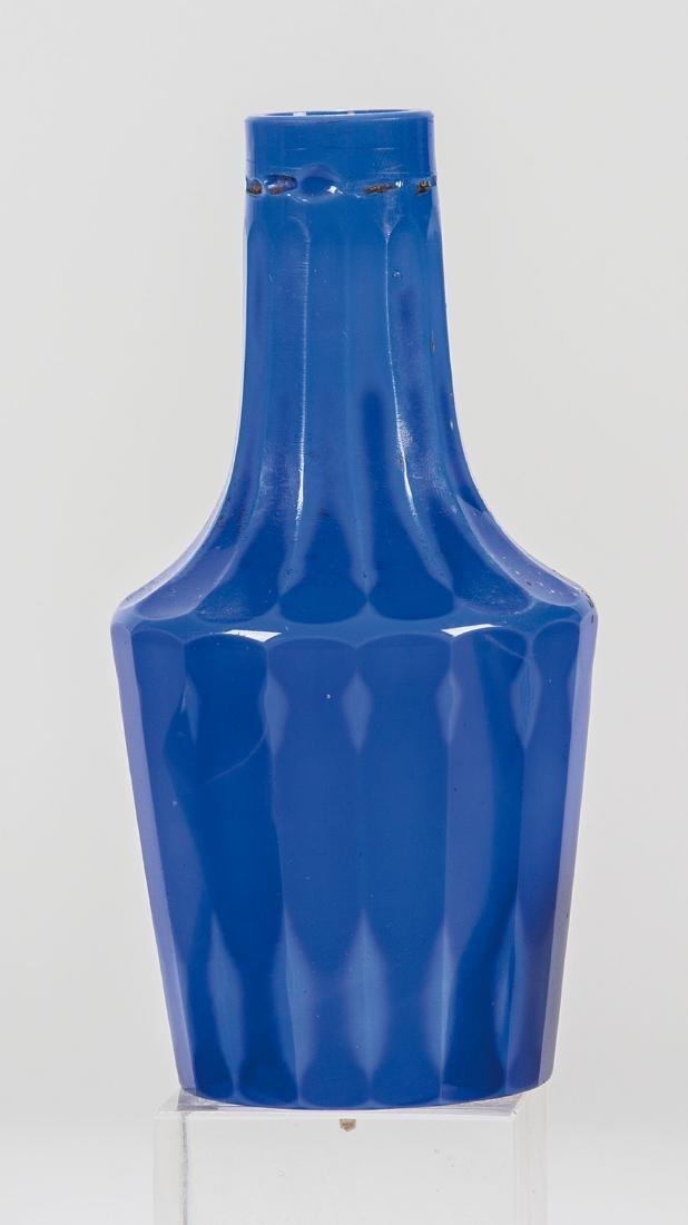 Flasche aus Steinglas