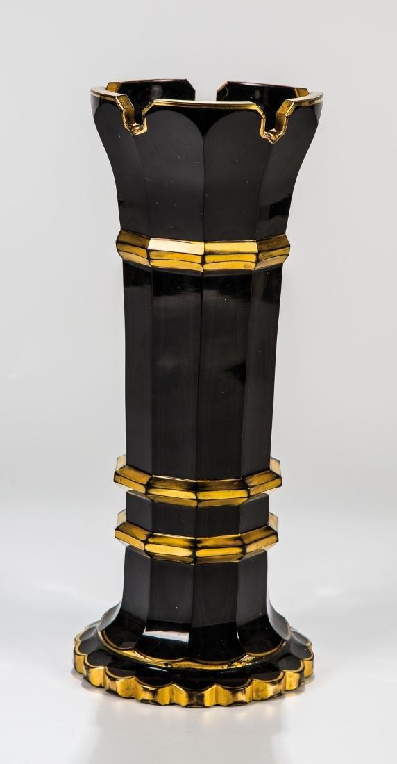 Hyalithglas-Vase