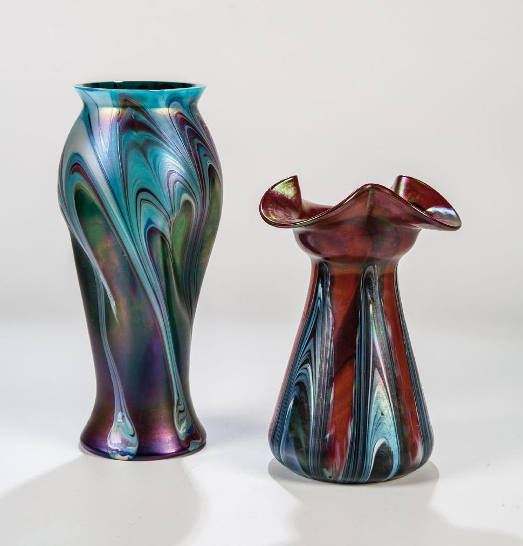 Zwei Vasen