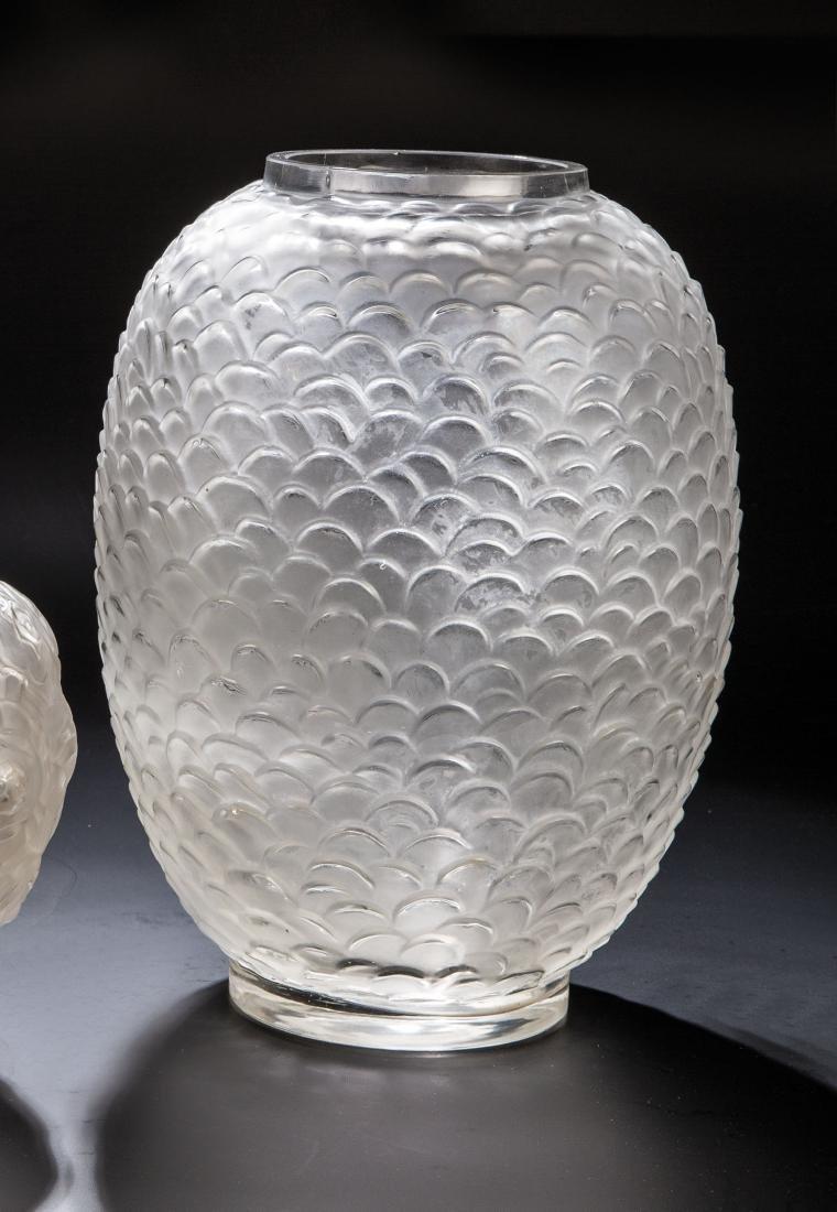 Vase ''Écailles''