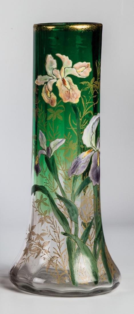 Vase mit Lilien
