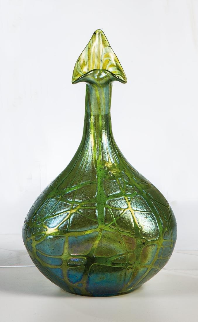 Vase in Form eines Rosensprenggefäß ''Creta