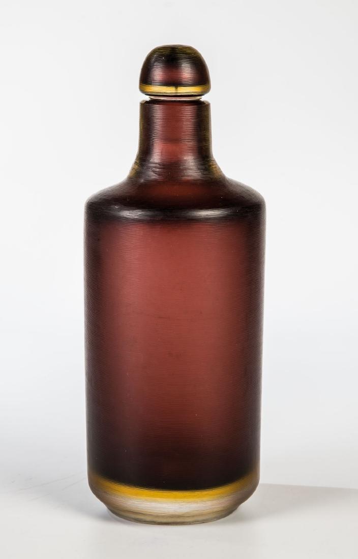 Flasche mit Stöpsel ''Inciso''