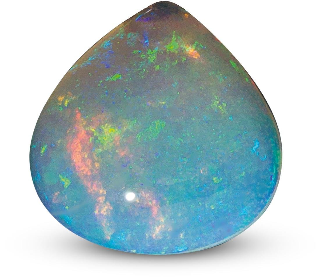 Opal-Cabochon
