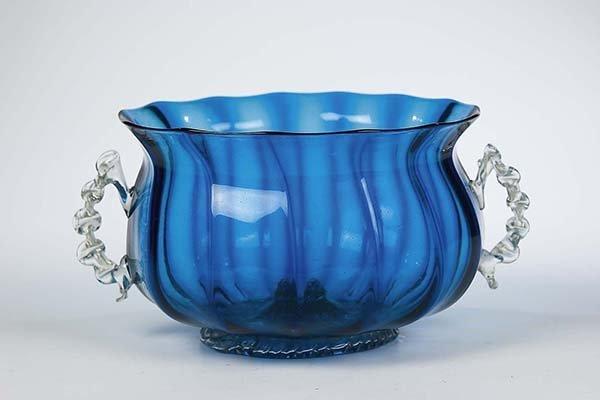 14: Schale Glass Bowl Venedig Venice Vintage Old