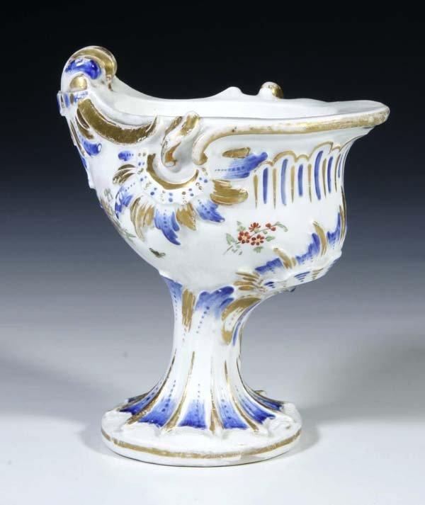 17: Duftgefaess Vienna Porcelain Bowl  Vintage