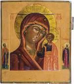 Gottesmutter von Kasan Kasanskaja
