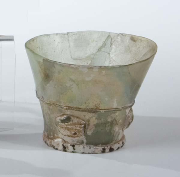 7: Berkemeyer German Glass Beaker Finding Vintage
