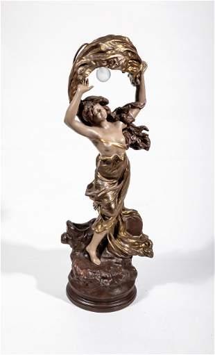 Schleiert�nzerin (Lampe)