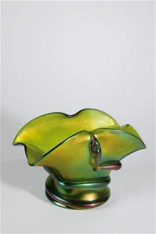 Vase mit Schlange ''Creta''