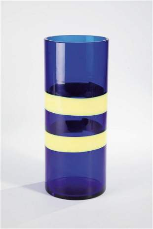 Zylindervase ''A fasce orrizontale''