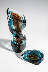 Bedeutendes Objekt   ''Rotated Ellipsoid''